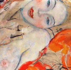 Old Paint — Klimt, Gustav The Bride