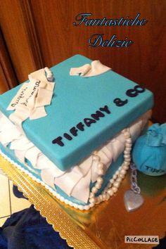 Tiffany cake