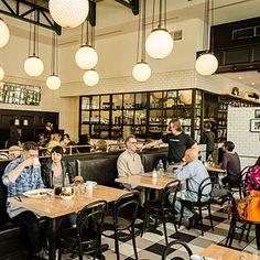 General Muir Restaurant Atlanta Georgia Best Southern Restaurants Living