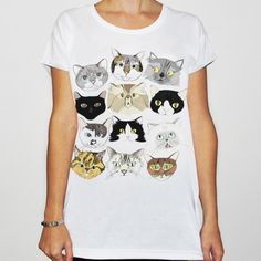 Camiseta KITTIES