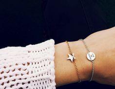 Bracelets star and efva attling