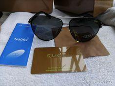 6fe50fab803 NEW AuthenticGucci Men s Black lens Sunglasses 1005  fashion  clothing   shoes  accessories