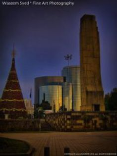 El Obelisco, Guatemala City. Photo by Waseem Syed l Only the best of Guatemala