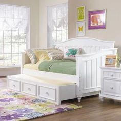 Kids Trundle Beds | Hayneedle