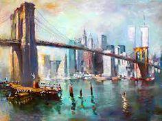 Resultado de imagen de bridge painting