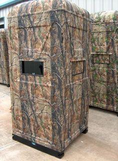 ground blinds,Deer Stands,Hunting Blinds,portable blinds,Realtree