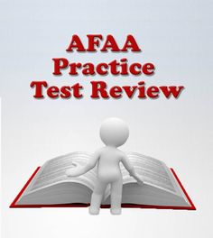 AFAA Practice Test Review http://www.testprepreview.com/afaa.htm  Get everything you need for AFAA success in our study guide. Take advantage of practice tests, and helpful study techniques to achieve your goal of passing the AFAA Exam!  #afaatest #afaaprep http://www.flashcardsecrets.com/afaa/ http://www.mo-media.com/afaa/