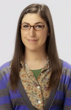 Amy Farrah Fowler [played by Mayim Bialik (born 1975), American actress and neuroscientist], fictional character.