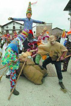Lantz inauteriak  -  Carnaval de Lantz