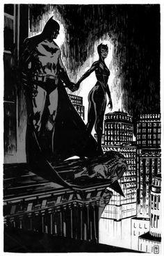 Bat + Cat - Joshua Hixson