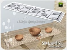 SIMcredible!'s Majestic Table cloth