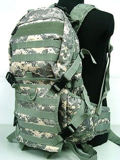 Tactical/Military full Molle Pack