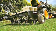 How much does lawn aeration cost?