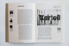 Qualità, rivista di informazione Kartell-samco on Editorial Design Served