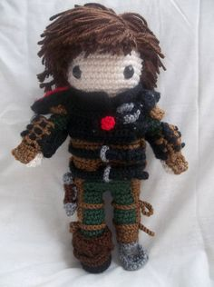 Hey, I found this really awesome Etsy listing at https://www.etsy.com/listing/193863551/hiccup-inspired-doll-how-to-train-your