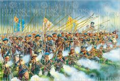 MONTROSE'S IRISH BRIGADE 1644 (Limited Edition Art Print - one of 25 prints individually signed and numbered by artist)
