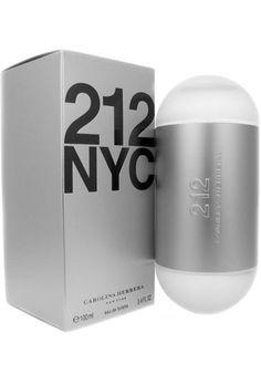 212 de Carolina Herrera - Tienda de regalos, perfumes para mujer, lociones para hombre, joyería - turegalomejor.com