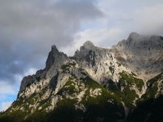 Alps in Mittenwald, Bavaria - also went here - my idea of what heaven will be like :)