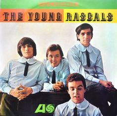 THE YOUNG RASCALS (Japanese Pressing)