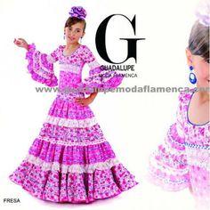 flamenco niñas vestido - Google Search