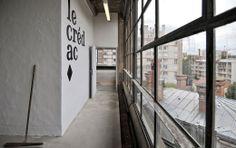 Centre d'art contemporain d'Ivry - le Crédac - La Manufacture des Oeillets - 25-29 rue Raspail 94200 Ivry-sur-Seine - France - www.credac.fr