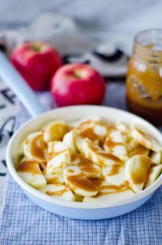 Louise´s Spis: Salted Caramel Apple Pie with Brown Sugar Crumble (Salt Karamell Äpplepaj med Smultäcke på Muscovado)