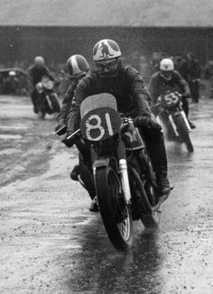 Matchless racer