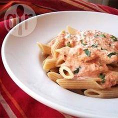Salsa Rosa Para Pastas @ allrecipes.com.ar