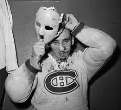 Jacques Plante introduced the goalie mask to hockey