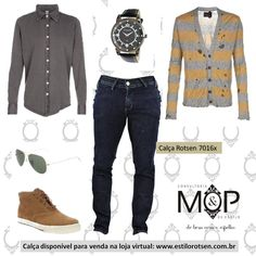 Look M&P masculino