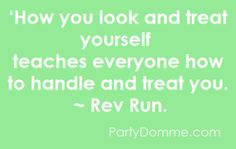 Rev Run quote