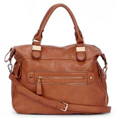 Sole Society - Convertible side zip totes - Amelia - Cognac http://uggcheapshop.com cheap ugg boots for Christmas gifts. lowest price. must have!!!