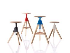 Buy the Magis Tom & Jerry Bar Stool at Nest.co.uk