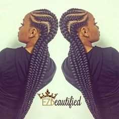 ghana braids, ghana braids with updo, straight up braids, braids hairstyles for…