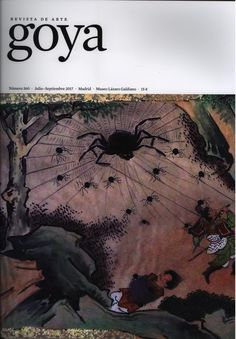 Goya: revista de arte. Nº 360 (jul./sep. 2017) Índices en Dialnet: http://dialnet.unirioja.es/servlet/extrev?codigo=627 Na Biblioteca: http://kmelot.biblioteca.udc.es/record=b1189146~S1*spi