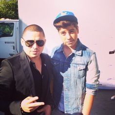 Matt Hunter and Larry Hernandez*