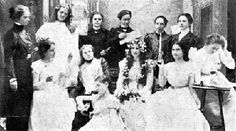 Zeta Tau Alpha was founded by 9 women at the State Female Normal School (now Longwood University) on October 15, 1898.