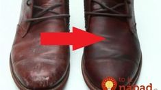 Toto je záchrana pre vaše drahé topánky z kože: Ak sú ošúchané, popraskané a chcete ich vyhodiť sledujte, ako sa zmenia za pár minút!