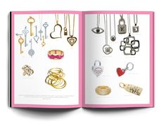 Victoria's Secret inspiration book 2010 by Hovard Design, via Behance