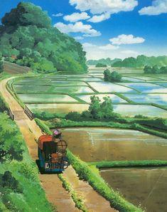My Neighbor Totoro - Hayao Miyazaki - 1988 - Studio Ghibli