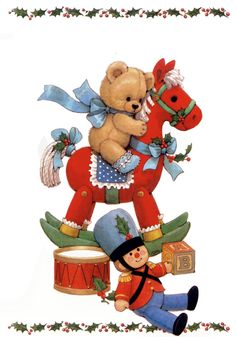Ruth Morehead Christmas | Ruth Morehead Navidad tiernas imágenes cute figuras