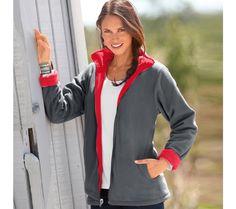 Fleecová obojstranná bunda | vypredaj-zlavy.sk #vypredajzlavy #vypredajzlavysk #vypredajzlavy_sk #vypredaj #zlava