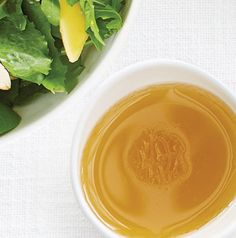 Tired of your regular salad dressing options? Try something new. Orange-Vanilla Vinaigrette is sure to brighten up your salads.