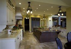 Dad's kitchen. Option 3.