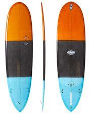 HAWAIIAN PRO DESIGNS SCORPION BY DONALD TAKAYAMA SURFBOARD - MULTI on http://www.surfstitch.com $1400