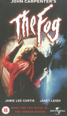 The Fog (1980)- This movie is ridiculous! Cheesy, campy 80s horror...