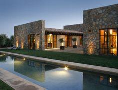 Fachadas de casa térrea – 15 referências bonitas e modernas