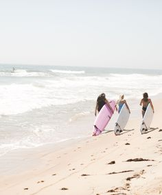 waves are more fun with your girl squad || Billabong's 'Learn To Surf' Day