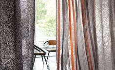 Kashta (source Romo) / Fabric Wallpaper Australia / The Ivory Tower Romo Fabrics, Dining Room Curtains, Interior Decorating, Interior Design, Florida Home, Fabric Wallpaper, Soft Furnishings, Fabric Design, Family Room