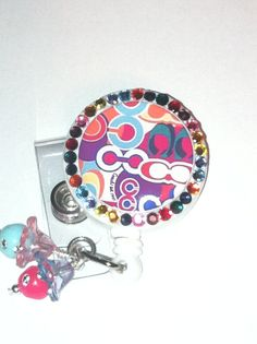 Hey, I found this really awesome Etsy listing at https://www.etsy.com/listing/235851257/nifty-bling-badge-reel